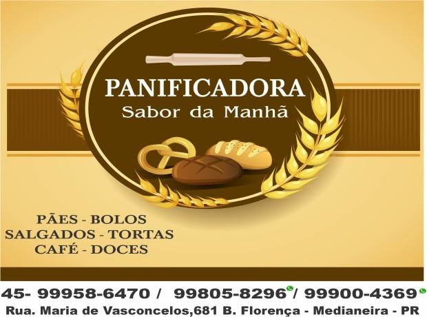 Panificadora Sabor DA Manha