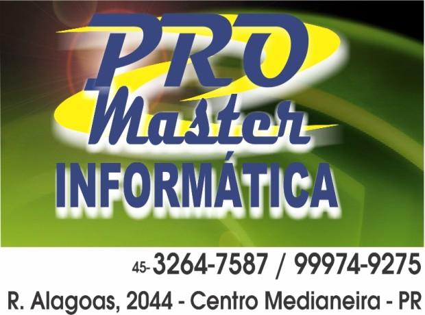 Pro Master Informatica