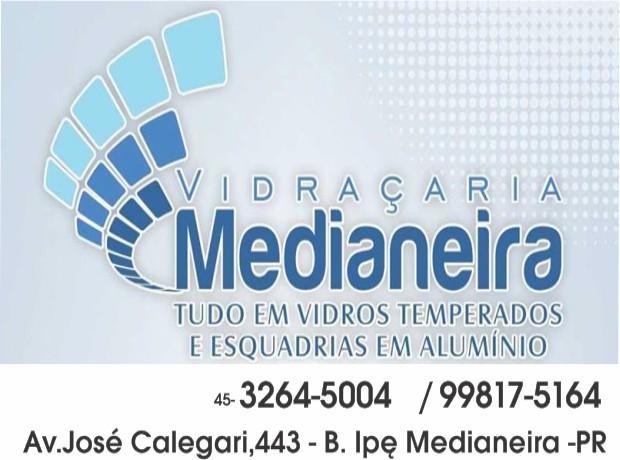 Vidraçaria Medianeira